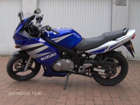 Zum Wiedereinstieg 2007 gab's ne GS 500 F
