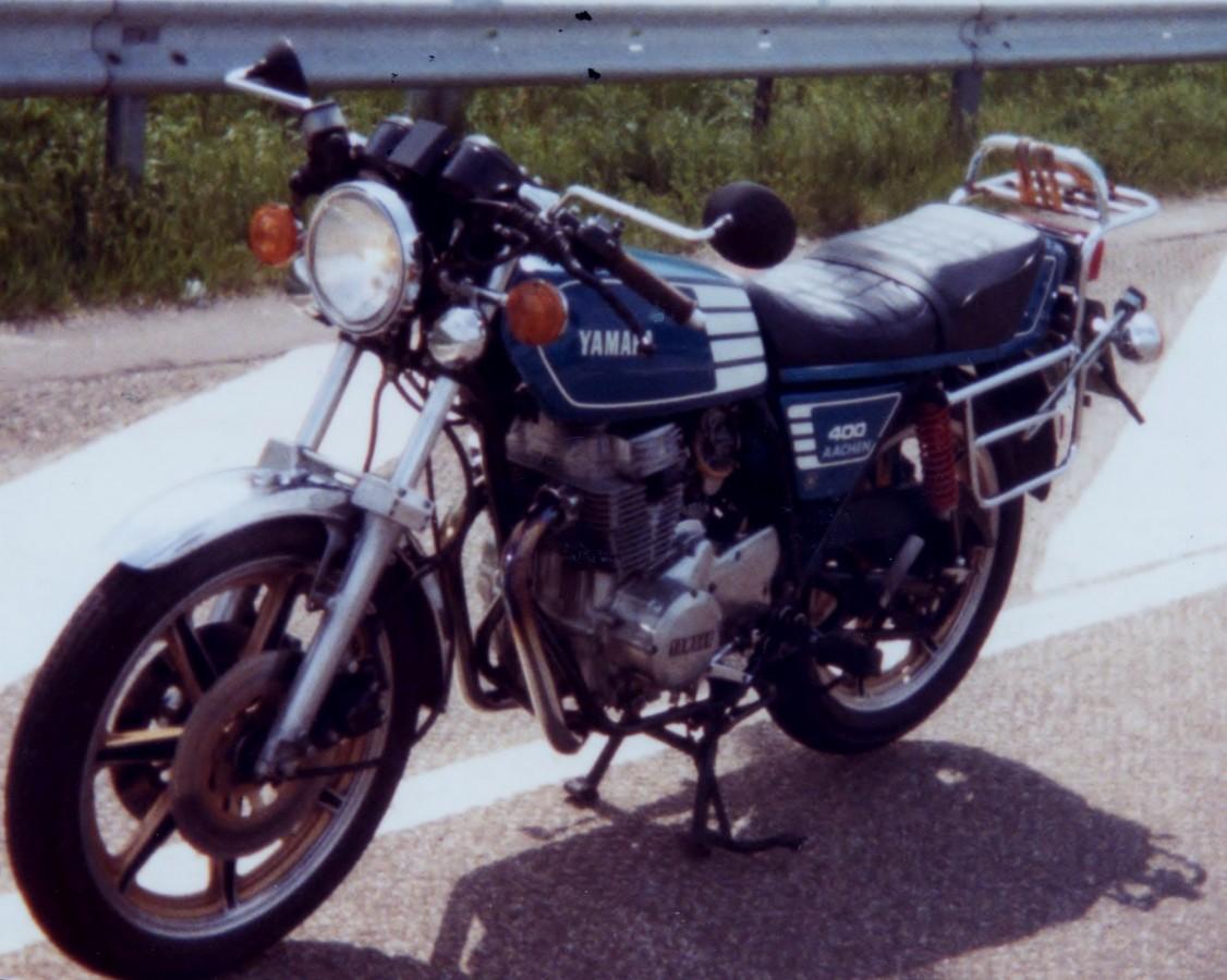 So war ich Anfang der 80iger unterwegs...