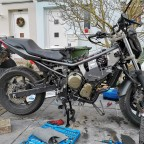 Motorwiedereinbau