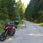 Ich fahr überall...hauptsache asphaltiert ;-)