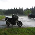 Sommerausfahrt mit '97er GSF 1200 (GV75A) - fast kein Regen (Aufnahme Juni '14)