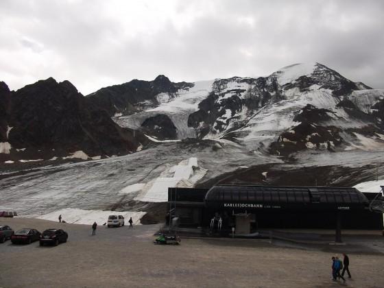Am Kaunertaler Gletscher
