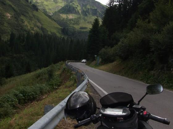 Von Warth nach Lech