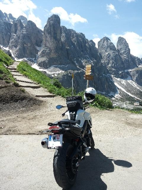 Südtirol - Grödner Joch