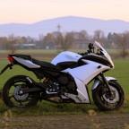 Mein Moped, mein Dorf, mein Harz :-)