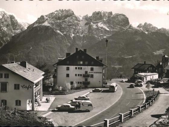 Iselsbergerhof - Postkarte 1969 / wir sehen uns beim Österreich Treffen 2022