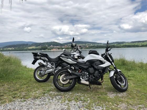 Staudamm Tschechien