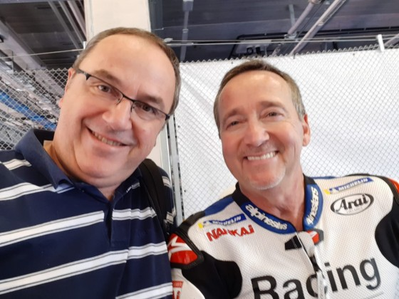 Freddie Spencer Meet & Greet