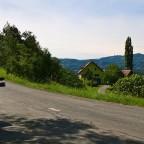 Auf der südsteirischen Weinstraße