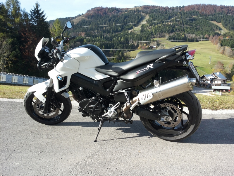 neues moped - 1. runde 300 km