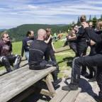 Forumstreffen Sommer 2017; Schwarzwald
