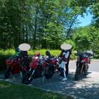 Schnelle Tour mit Einheimischen in der Buckligen Welt und im Almenland