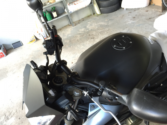 LSL Supberbike Flat Lenker